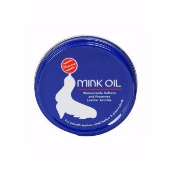 Kem đánh bóng da giày và chống thấm nước SHUCARE MINK OIL nữ 100ML