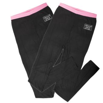 Bộ 02 Quần Legging Nữ Cạp Màu