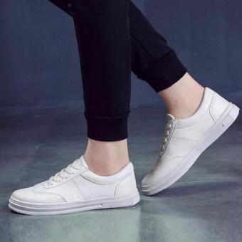 Giày Nam Sneaker Sodoha Snn26939bl (Trắng)