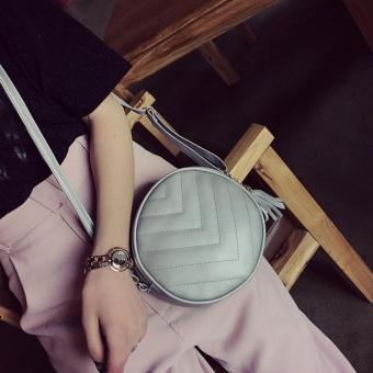 Women Fashion Handbag Tassel Shoulder Bag Large Tote Ladies Purse Hobo Bags SL - intl