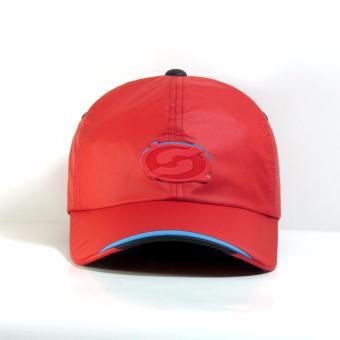 Nón kết thể thao dù cao cấp NKD7 (đỏ)