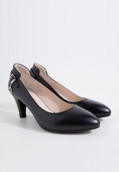 Giầy da nữ hiệu Aokang hàng mới 100%. Size 35 mã 17211108135
