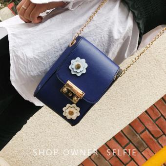 Túi xách đeo chéo thời trang FLOW 2(XANH)