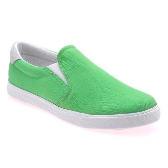 Giày xỏ nữ Aqua Sportswear W122 (Xanh lá)