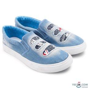 Giày thể thao nam AZ79 MNTT0140014A2 (Xanh Nhạt)