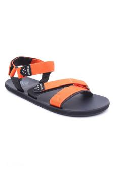 Giày sandals nam DVS MF121 (Cam)