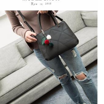 Túi xách thời trang Gerner BTS-GR01(ĐEN)