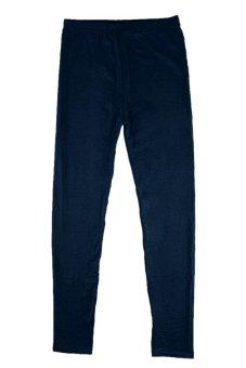 HKS Fashion Womens Sexy Stretchy Skinny Modal High Waist Leggings Pants (Blue) - intl