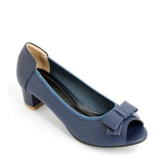 Giày cao gót FA889 - Xanh