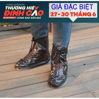 Bao trùm giày đi mưa - Thời trang, tiện dụng - Size L