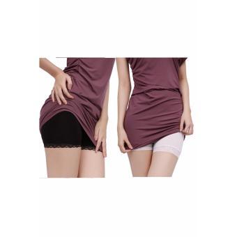 Combo 2 Quần Mặc Váy chodeal24h ( Đen và Trắng)