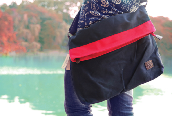 Túi đeo chéo Rock da Mood - Belle HD006