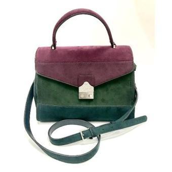 Túi xách nữ da lộn thời trang