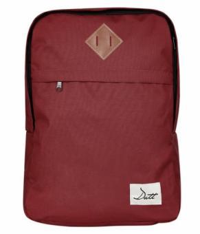 Balo Nam Nữ Dutti Street Style Vzid35257 (Đỏ)