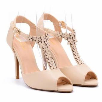 Sandal cao gót Evashoes Eva560 Kem mờ