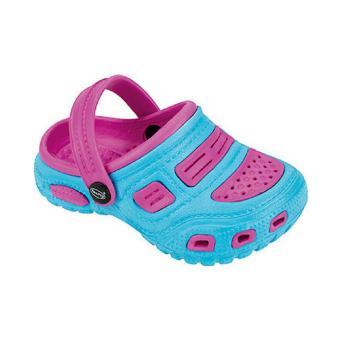 Giày Đi Mưa Trẻ Em Nkabini (Hồng Xanh Dương)