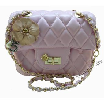 Túi đeo thời trang 1 (hồng)