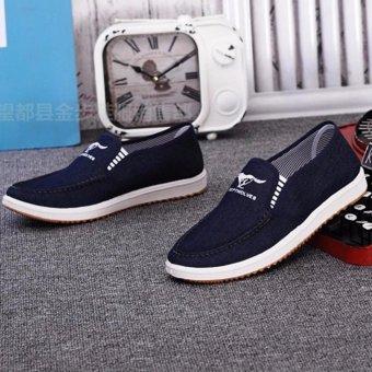 Giày lười nam phong cách THGN01