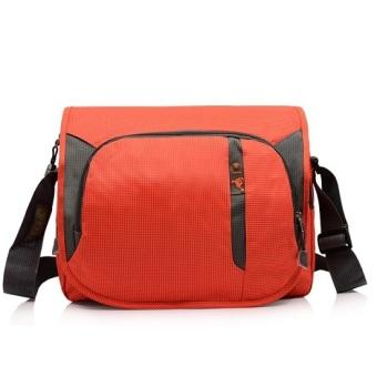 Túi Đeo Chéo Oxford Thời Trang Praza DC060 (Đỏ)