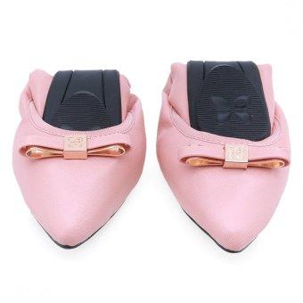 Giày Búp Bê Butterfly Twists Isobel (Bt02004-007) - Hồng