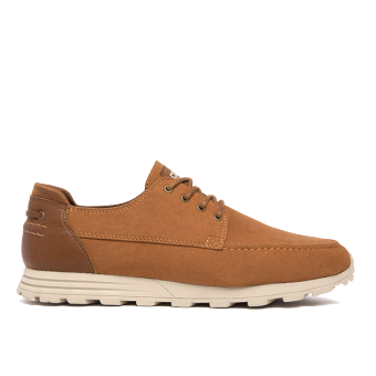 Giày Sneaker nam Clae Desmond Eva (Cla01304) (Nâu Lông Gấu)