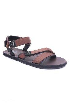 Giày sandals nam DVS MF121 (Nâu)