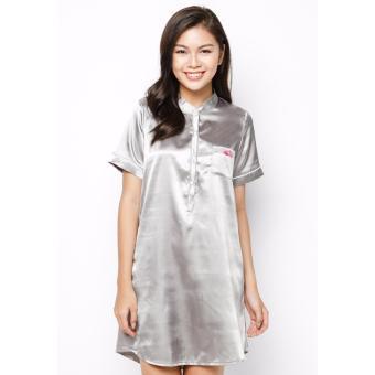 Đầm mặc nhà lụa Cao cấp CLOUD_H004