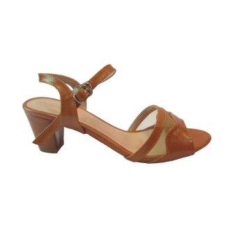 Giày cao gót UP&GO S05-471-BRO
