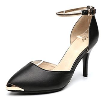 Giày cao gót quay lò xo CGLX006