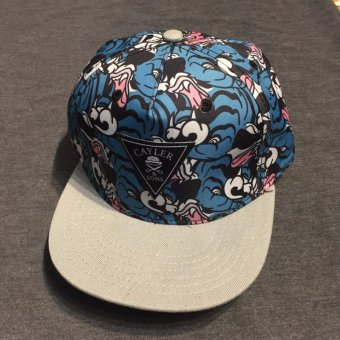 Mũ snapback Cayler and sons M025