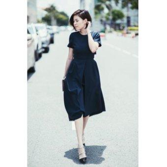Đầm suông dạo phố Xavia Clothes Suisen