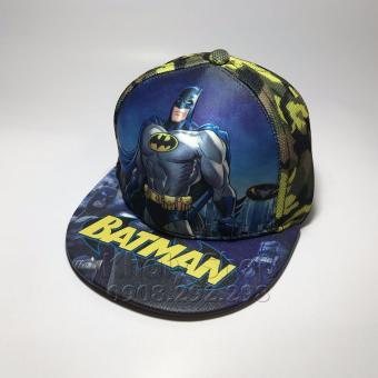 Nón kết Batman 3D