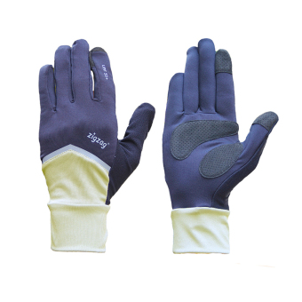 zigzag GLV01004- Găng tay Nonstop chống nắng UPF50+ (kem đen)