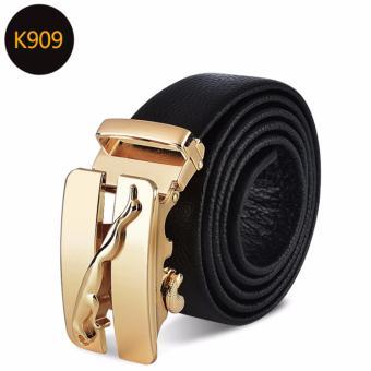 Dây lưng nam khóa tự động thời trang ROT017-K909 - 3711654