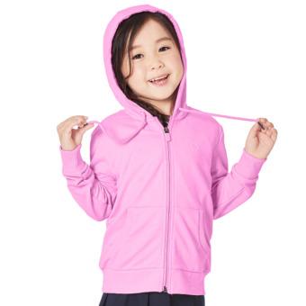 Áo khoác bé gái Lime Orange LO6100003 (Tím Nhạt)