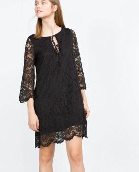 Đầm Kiểu Zara (Đen)