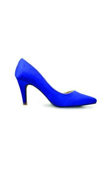 Giày cao gót nũ bít mũi 7f