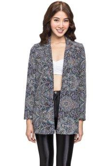 Áo khoác blazer New Look 3206398 (Đen)
