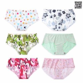 Bộ 10 quần lót không viền may Seamless Panties Set