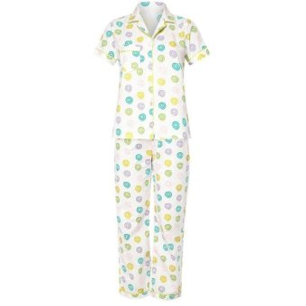 Bộ dài Pyjama cotton cao cấp 7 màu Wannabe BD35W (7 Màu)