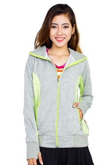 Áo khoác Lime 2 màu thời trang