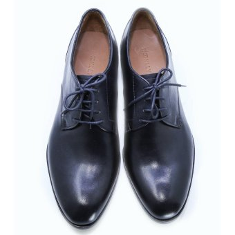 Giày da nam công sở cao cấp 2017 đế da Mckay