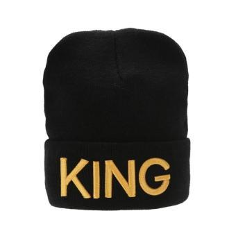 Uniex WomenHat War Winter Knit Cap Hip-hop Beanie Hat