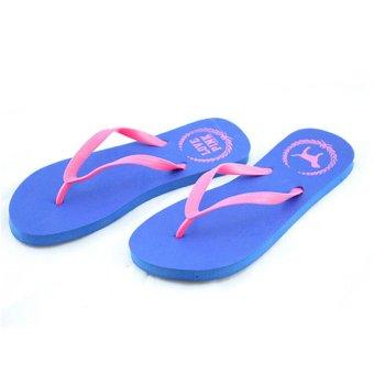 Wholesale Summer Style Women Casual Soft Beach Flip Flops Female Girls Leisure Home House Non-slip Slippers 18 Kinds of Pattern - Intl - intl