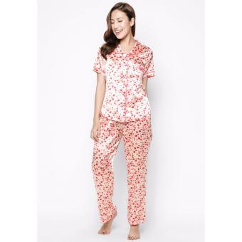 Pyjama Lụa Cao cấp CLOUD_HD34