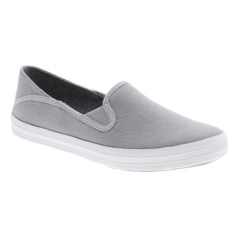Giày lười nữ Aqua Sportswear W125 (Xám)