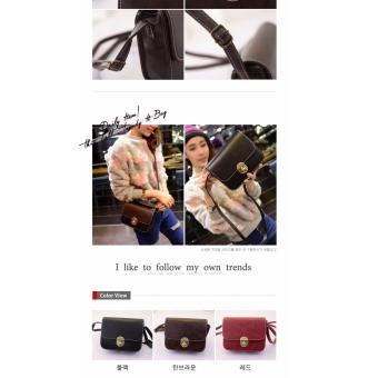 Túi thời trang Hàn Quốc (Đỏ)