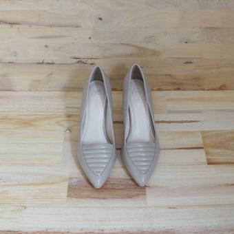 Giày cao gót UNI 0735 (Xám)