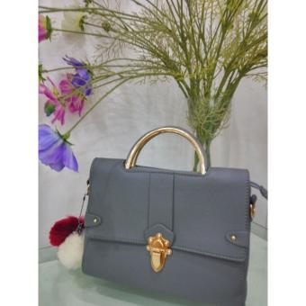 Túi xách nữ BA9912 (Ghi)