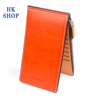 Ví Cầm Tay Thời Trang HK SHOP HS4 (Cam)